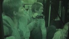 Кадры обстрела автобуса, где был смертельно ранен оператор Первого канала