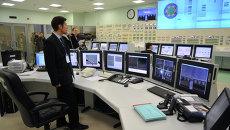 Пункт управления четвертым энергоблоком Белоярской АЭС с реактором БН-800. Архивное фото