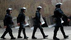 Милиция Киева. Архивное фото