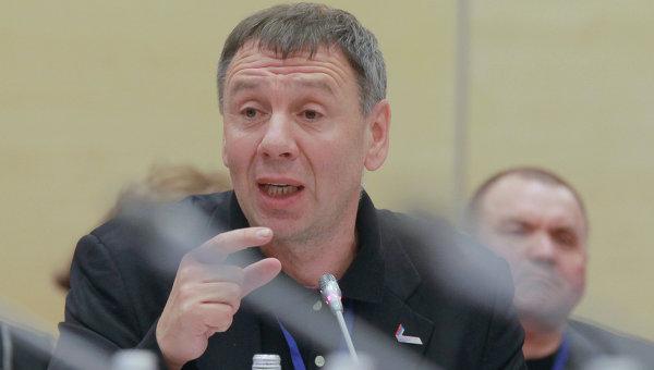Политолог Сергей Марков. Архивное фото