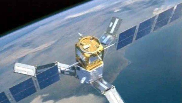 Космический аппарат связи Гонец-М. Архивное фото