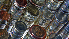 Монеты разных стран. Архивное фото