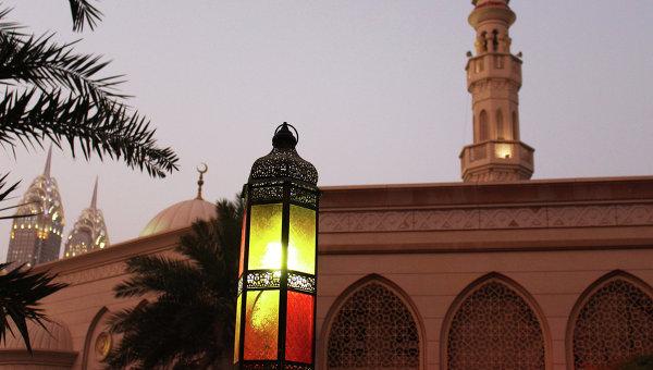 Рамадан, Дубай, архивное фото
