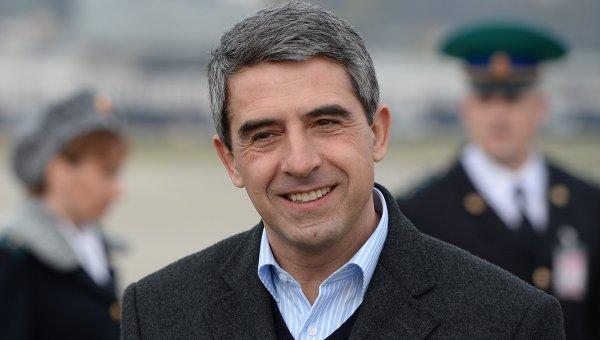 Президент Болгарии Росен Плевнелиев. Архивное фото