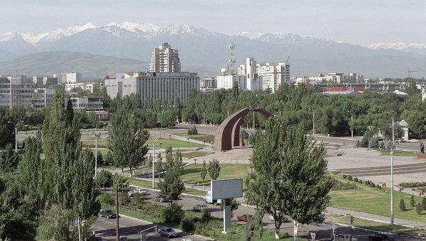 Бишкек. Киргизия. Архивное фото