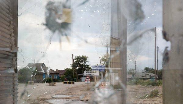 Ситуация на пограничном пункте пропуска Изварино. Архивное фото