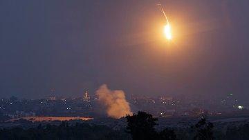 Ситуация в секторе Газа, 11 июля 2014