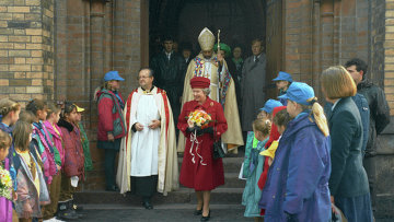 Елизавета II в Санкт-Петербурге