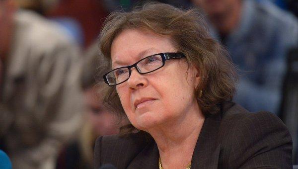 Сопредседатель Зиновьевского клуба МИА Россия сегодня Ольга Зиновьева