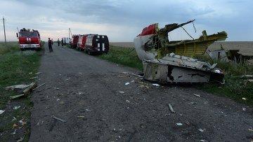 Крушение малайзийского Boeing на Украине Крушение малайзийского Boeing на Украине