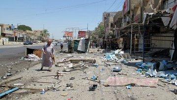 Ситуация в Багдаде