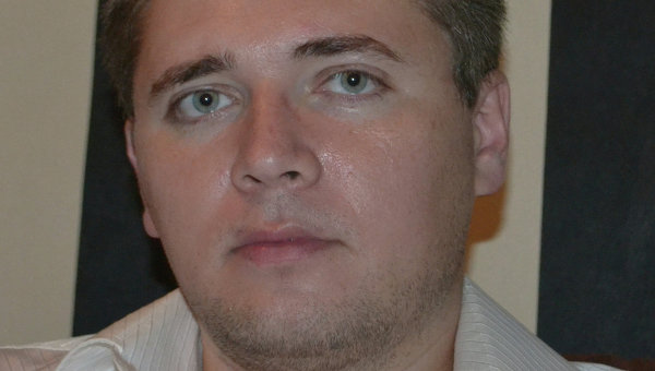Писатель Игорь Лесев