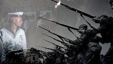 Фотовыставка Армия и флот России в Севастополе
