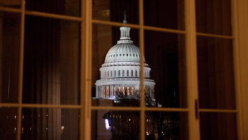 Здание Конгресса США в Вашингтоне. Архивное фото
