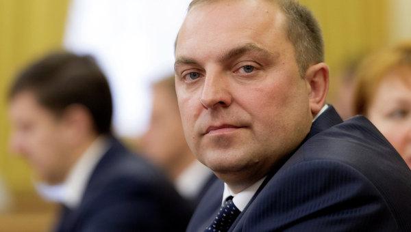 Начальник московского метро Дмитрий Пегов. Архивное фото