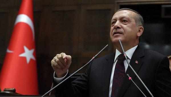 Тайип Эрдоган, архивное фото
