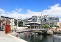 Современный центр города Осло