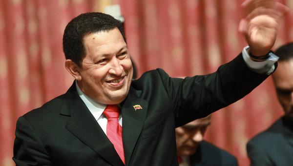 Сенсация от Чавеса: Венесуэла признает Южную Осетию и Абхазию