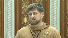 Кадыров назвал сумму, которую Чечня выделит югу-востоку Украины