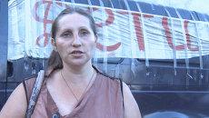 Взрывы, горе, слезы каждый день – жительница Первомайска об обстрелах