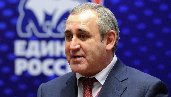 Секретарь генерального совета партии Единая Россия, заместитель председателя Государственной Думы РФ Сергей Неверов