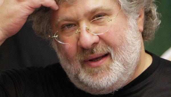 Бизнесмен Игорь Коломойский. Архивное фото