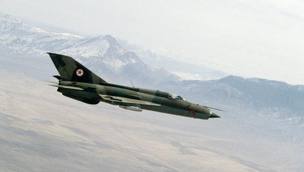 Многоцелевой истребитель МиГ-21