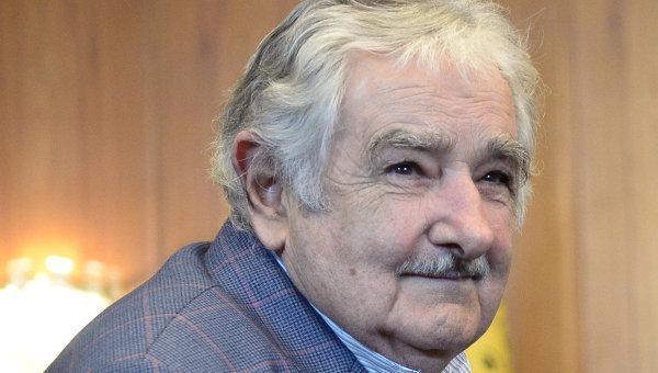 Хосе Мухико, архивное фото