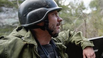 Фотокорреспондент РИА Новости Андрей Стенин. Архивное фото