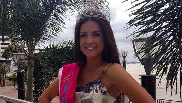Победительница конкурса Королева Мира-2014 Юлия Ионина