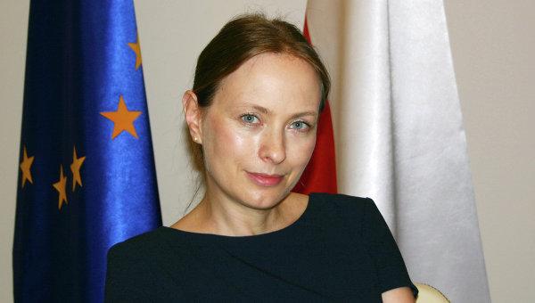 Катажина Пелчиньска-Наленч, новый посол Польши в России