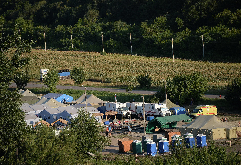 Лагерь беженцев в гуково фото 2