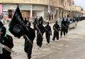 """Бойцы """"Исламского государства Ирака и Леванта"""" в Сирии"""