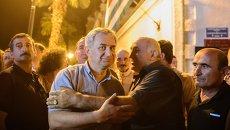 Штаб кандидата в президенты Абхазии Рауля Хаджимбы заявил о его победе