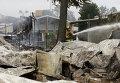 Землетрясение в США