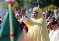 Король Марокко Мухаммед VI