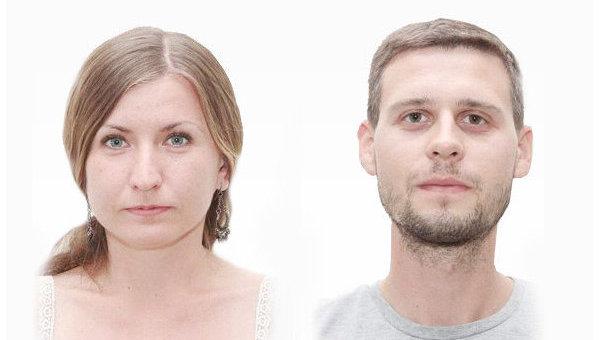 Журналисты еженедельника Крымский телеграфъ Евгения Королёва и Максим Василенко, пропавшие на Украине