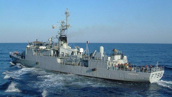 Фрегат Commandant Birot ВМС Франции