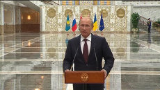 Путин раскрыл подробности двусторонней встречи с Порошенко