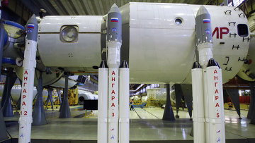 Модели ракет Ангара