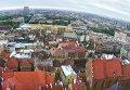 Вид на город Рига