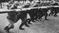 С чего началась Вторая мировая война. Кадры из архива