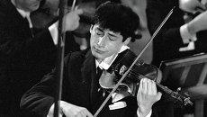 Владимир Спиваков выступает на IV Международном конкурсе имени П. И. Чайковского