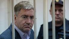 Рассмотрение ходатайства об аресте замглавы Ростуризма Дмитрия Амунца. Архивное фото