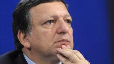 Баррозу считает, что свободное падение мировой экономики закончилось