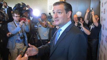 Сенатор от штата Техас Тед Круз. Архивное фото