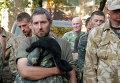 Украинские военные вывезены из окружения под Иловайском