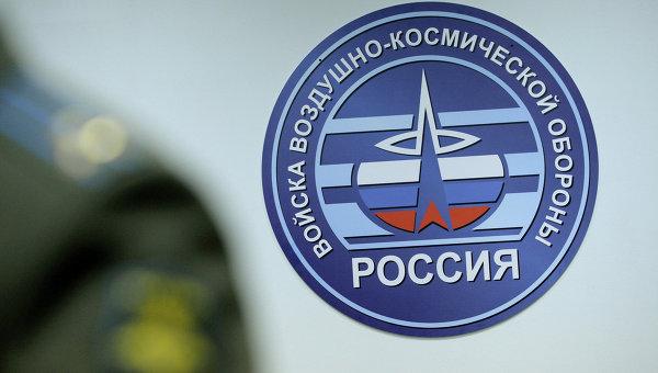 Эмблема Войск Воздушно-космической Обороны. Архивное фото