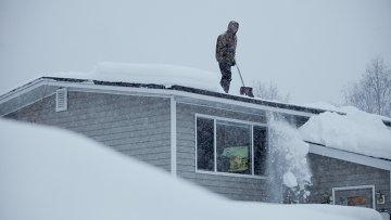 Ситуация на Аляске. Архивное фото