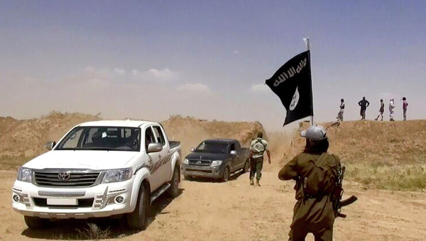 Сторонники Исламского государства Ирака и Леванта. Архивное фото